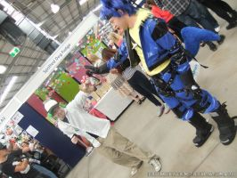 Supanova 2013 - N and Lucario by fulldancer-alchemist