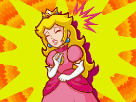 Don't Hurt Princess Peach Toadstool! by PrincessPuccadomiNyo