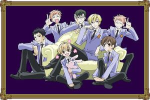 I LOVE OURAN HIGH SCHOOL by XxGerardWayyxX