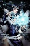 Midnight Ahri by Belialle
