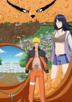 NaruHina Cover by Silent-Shanin
