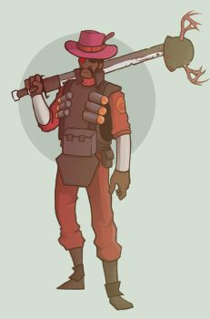 Demoman Hustler by Niichts