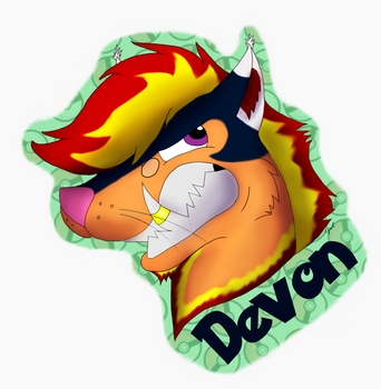 Devon Digital Badge by Nya18