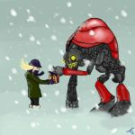 Merry Christmas Lemaffin by Corn-Muffin