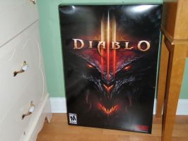 Diablo 3 promotional display box by ShinyToyDinosaurs