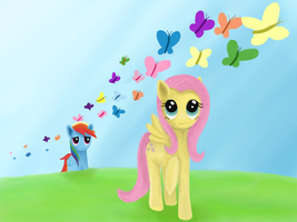 butterfly migration by smileylimey
