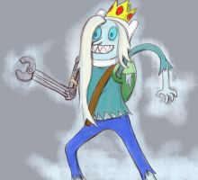Finn, the ice king by DILfreak76