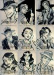 Indiana Jones Masterpieces 5 by aimo