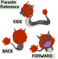 Z-Parasite - Parasite reference by TheFallingpiano