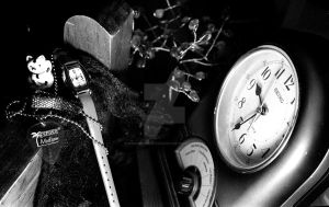 As Time Ticks By by MikaPikaPhotography