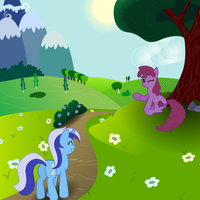 Beautiful Day by goldenmercurydragon