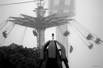 Whisking The Fog BnW by Will-Farrell