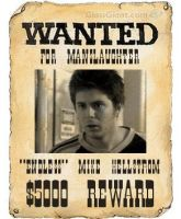 Wanted: Endless Mike Hellstrom by Amphitrite7
