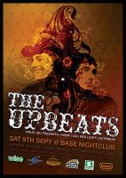 Poster for The Upbeats by snaxnz