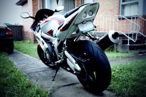 yamaha r6 1998 by astecgold