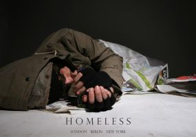 Homeless but well dressed by andipictures