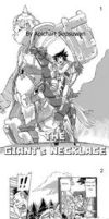The Giant's Necklace by LENGARTISTRY