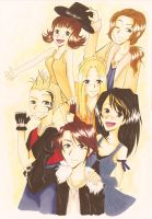 FF8 Forever by Yumeih