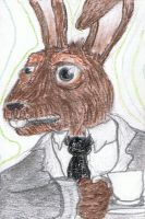 005 - Van Gogh March Hare by Bleu-Ninja