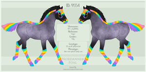 9554 Nordanner Foal Design by SWC-arpg