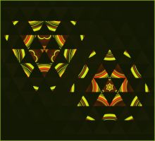 Triangles by Astrantia01