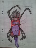 Arahna the spider by TransVersus22