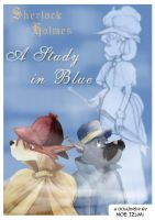 A Study in Blue- cover by Noe-Izumi