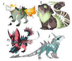 mixed point auction adopts -ENDED by Pirate-Reaper
