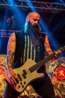 Chris Kael Five Finger Death Punch by JaredWingate