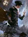 Zorro01 by crow-god