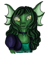 Neopets Request: Loysho the Draik by Blesses