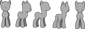 MLP template SVG - rotation chart by Stabzor