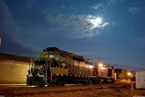 AIKR 4202 under the moon by Joseph-W-Johns