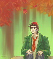 Leaves by TangyMikan