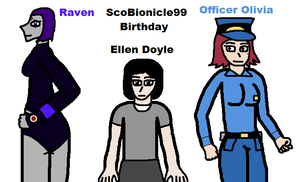 ScoBionicle99's Birthday by blackevil915