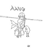 Aang1 by Zimriver