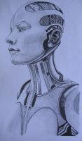 Robot by kzs84 by DefaultQ