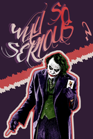 The Joker - Why so serious? by Leettle1
