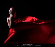 Red Silk Preview by faestock