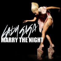 Lady Gaga - Marry The Night 4 by CdCoversCreations