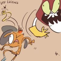 Wander Over Yonder, 10 by Ayej