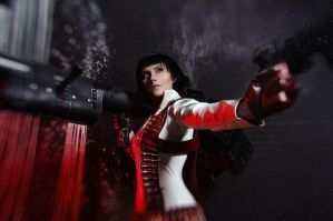 Lady by Lady-I-Hellsing