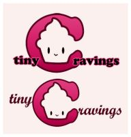 tiny Cravings LOGO by Soo-Me