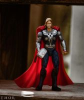 THOR - The Avengers by FordGT