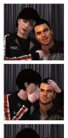 Photo Booth - Kaidan's set by mandyalenko