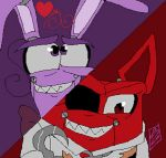 Five Nights At Inside Out by adriana4ever