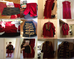 Commission - Pirate England Coat by JavaCosplay