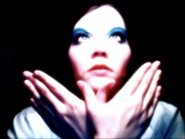 Bowie:Life on Mars Makeup7 by TimeLordmk