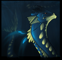 From the Depths by BlueJay-Cat