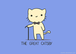 The Great Catsby by arseniic